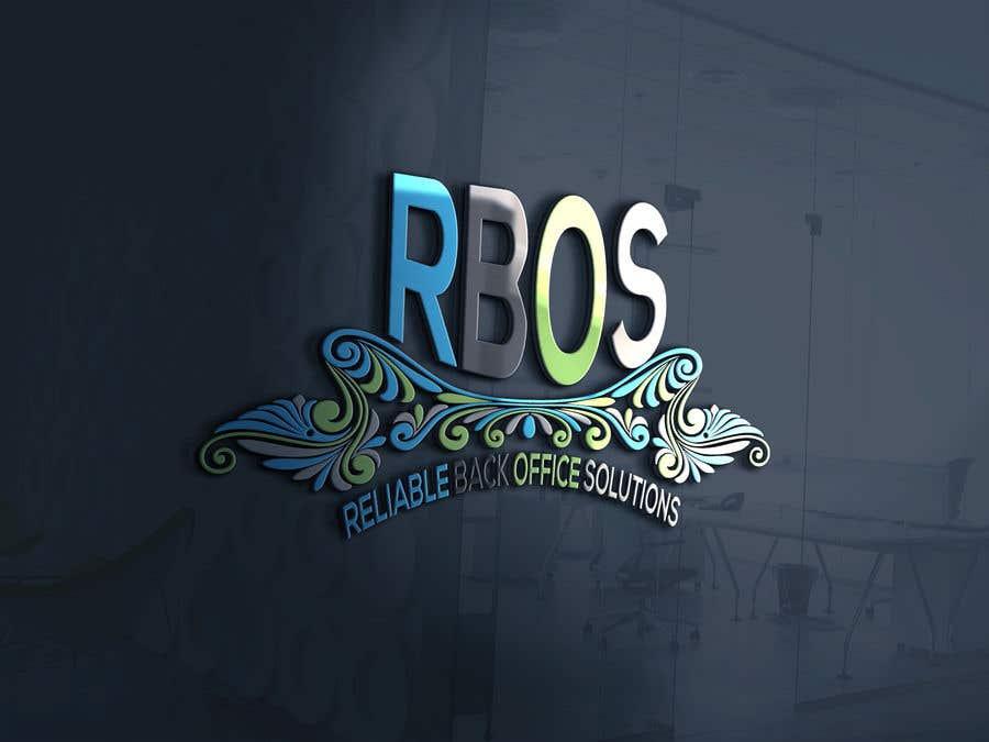 Contest Entry #                                        414                                      for                                         RBOS logo design