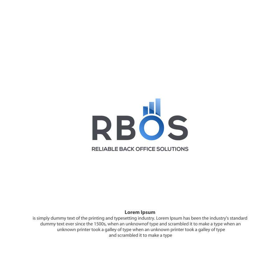 Contest Entry #                                        450                                      for                                         RBOS logo design
