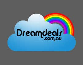 #105 para Logo Design for www.dreamdeals.com.au por kittikann