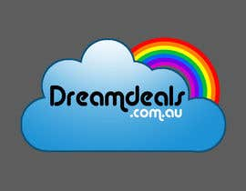 #106 para Logo Design for www.dreamdeals.com.au por kittikann