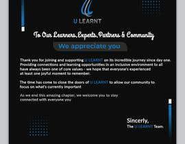 Nro 45 kilpailuun Social Media Graphic - Business käyttäjältä Arif441