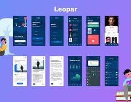 #46 for UX/UI for mobile speed reading app by eidendiaz