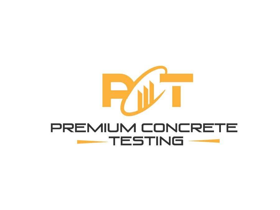 Contest Entry #                                        95                                      for                                         Design a Logo for a Concrete Testing Company