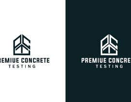 #11 for Design a Logo for a Concrete Testing Company by tahsinnihan