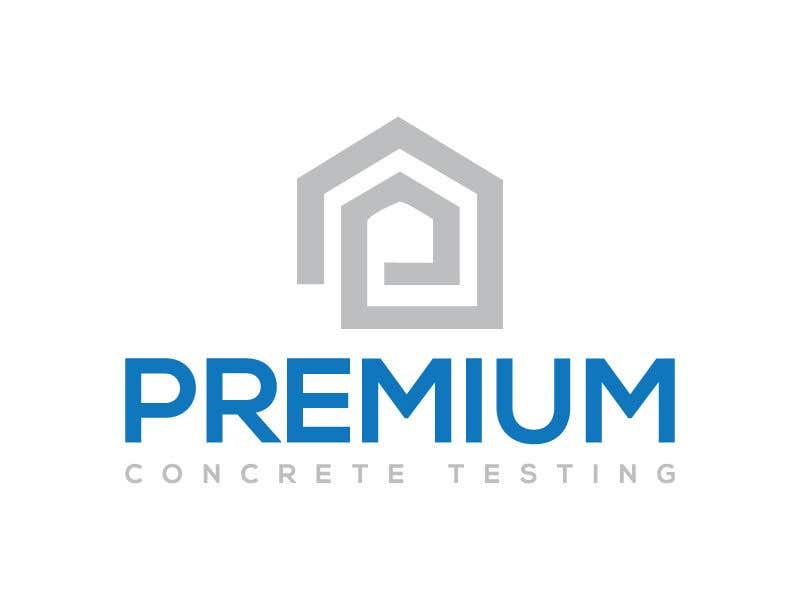 Contest Entry #                                        63                                      for                                         Design a Logo for a Concrete Testing Company
