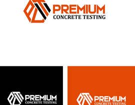 #58 for Design a Logo for a Concrete Testing Company by SANA1525