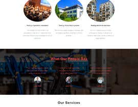 #28 for Create / Clone company website by ShyamalTandel