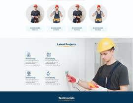 nº 21 pour Create / Clone company website par szak33