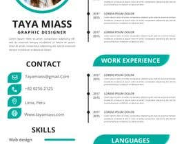 #52 for $15 per single page resume WEBSITE - Submit a quality responsive resume website and I might buy it by shahryardp