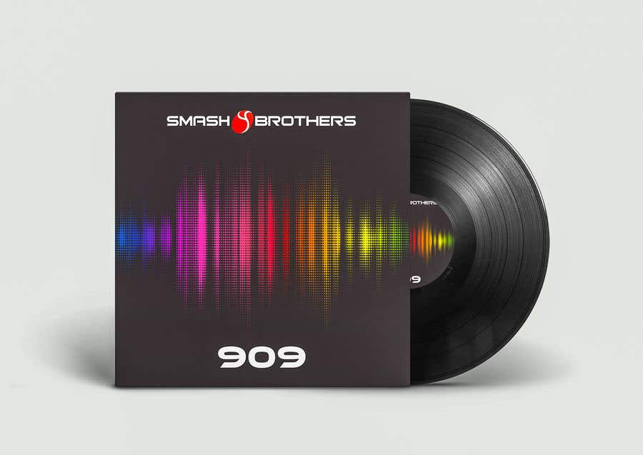 Kilpailutyö #                                        25                                      kilpailussa                                         Simple Track Cover for Techno Music Track
