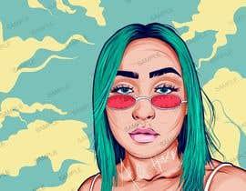 nº 71 pour Looking for a hand-drawn vector illustration - Flash Art/Pop Art/Comic Vibes par alihasbi8