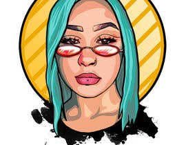 #70 for Looking for a hand-drawn vector illustration - Flash Art/Pop Art/Comic Vibes by nicolasusle