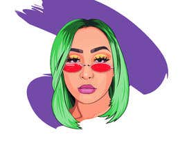 #19 for Looking for a hand-drawn vector illustration - Flash Art/Pop Art/Comic Vibes by ioanna9