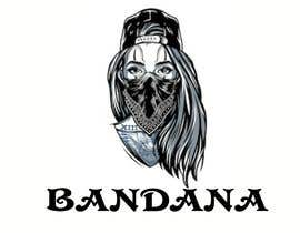 #90 for Logo for a bandana shop af mdshuvoahmed75