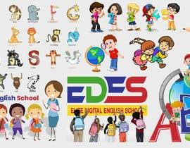 Nro 26 kilpailuun Design the walls of our primary school käyttäjältä ansardeo