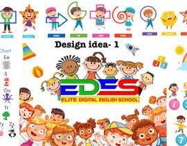 Nro 49 kilpailuun Design the walls of our primary school käyttäjältä AHippySoul