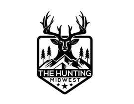 #46 for I need a hunting brand logo designed by aktherafsana513