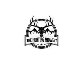 nº 22 pour I need a hunting brand logo designed par sajib53