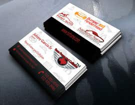 nº 52 pour Design Cards For Auto Company par khasru111