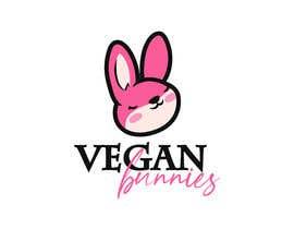 nº 190 pour Mascot Logo For Vegan Brand par KimGFX