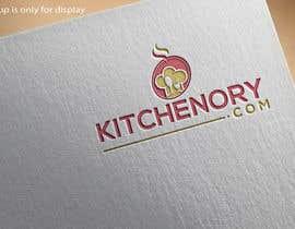 nº 7 pour Need a Logo & favicon for A Blog Site About Kitchen par riad99mahmud