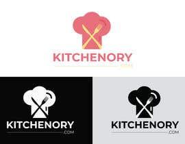 nº 23 pour Need a Logo & favicon for A Blog Site About Kitchen par rifathossainshan