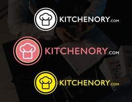 nº 18 pour Need a Logo & favicon for A Blog Site About Kitchen par shirpol