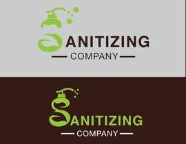 Nro 429 kilpailuun Sanitizing Company käyttäjältä Rizwandesign7