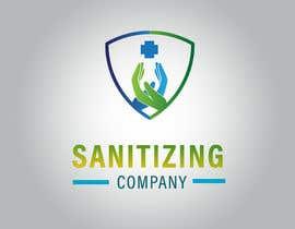 Nro 439 kilpailuun Sanitizing Company käyttäjältä Rizwandesign7
