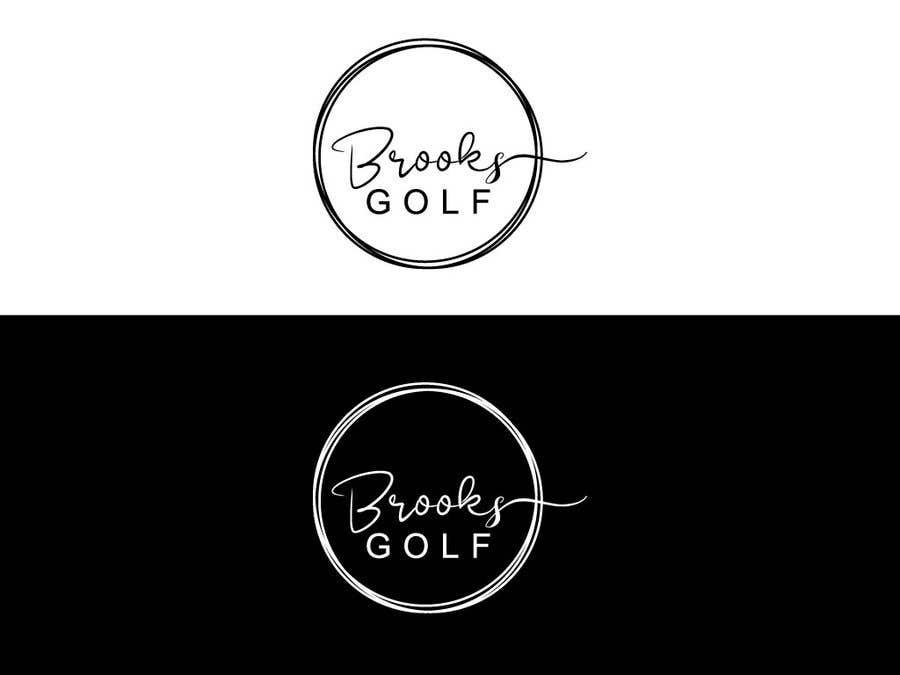 Proposition n°                                        56                                      du concours                                         Design a logo for a unique golf apparel brand