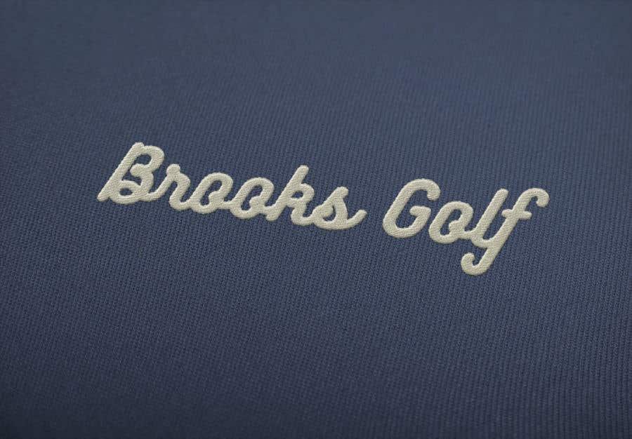 Proposition n°                                        57                                      du concours                                         Design a logo for a unique golf apparel brand