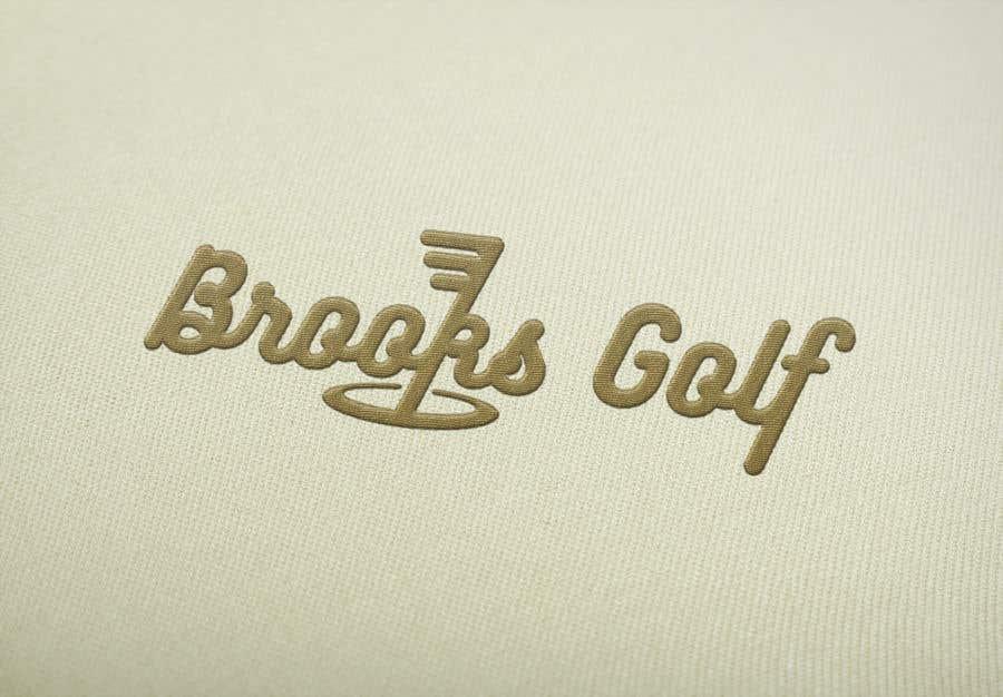 Proposition n°                                        63                                      du concours                                         Design a logo for a unique golf apparel brand