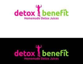 #138 untuk Detox Benefit Logo oleh kenitg