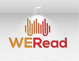 Nro 64 kilpailuun Design an App Logo. a Book review Podcast App called: WERead käyttäjältä mdsorwar306
