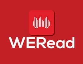 Nro 68 kilpailuun Design an App Logo. a Book review Podcast App called: WERead käyttäjältä mdsorwar306