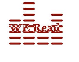 Nro 71 kilpailuun Design an App Logo. a Book review Podcast App called: WERead käyttäjältä ayeshaahnaf2012