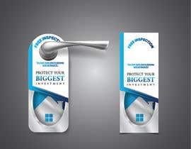 Nro 25 kilpailuun Door hanger flyer käyttäjältä mayaXX