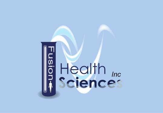 Inscrição nº 104 do Concurso para Logo Design for Fusion Health Sciences Inc.