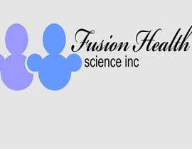 #105 Logo Design for Fusion Health Sciences Inc. részére clavin2410 által
