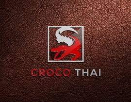 nº 136 pour Logo for crocodile leather products par MuhammdUsman