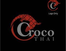 nº 154 pour Logo for crocodile leather products par Ajala77