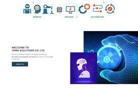 nº 45 pour Wordpress Creative Design for IT service company par crazywebonline