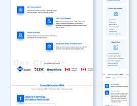 nº 42 pour Wordpress Creative Design for IT service company par pratikkuril