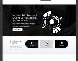 nº 41 pour Wordpress Creative Design for IT service company par sharifkaiser