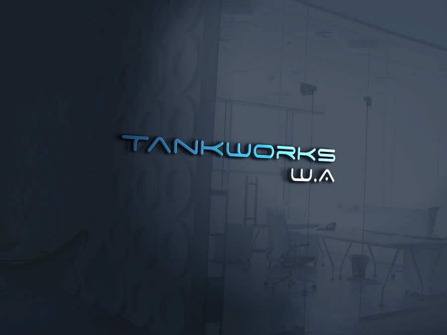 Penyertaan Peraduan #                                        21                                      untuk                                         Design me some business logos - Tankworks WA