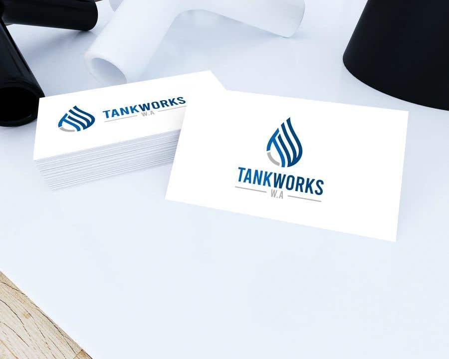 Penyertaan Peraduan #                                        23                                      untuk                                         Design me some business logos - Tankworks WA