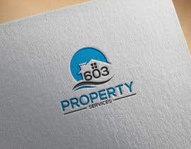 #227 untuk I need a business logo, and a logo I can put on my website. https://603propertyservices.com/ oleh SAsarkar