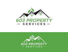 #300 untuk I need a business logo, and a logo I can put on my website. https://603propertyservices.com/ oleh designtrafic24