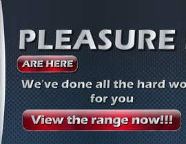 #17 for Design a Banner for my Adult Website (pleasure packs) by georgeecstazy