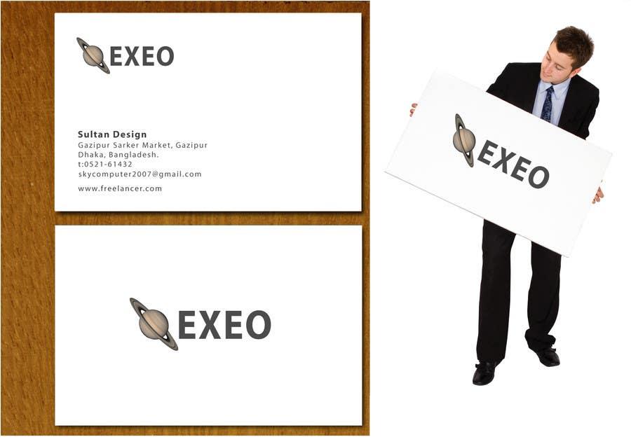 Bài tham dự cuộc thi #                                        27                                      cho                                         Logo Design for Exeo